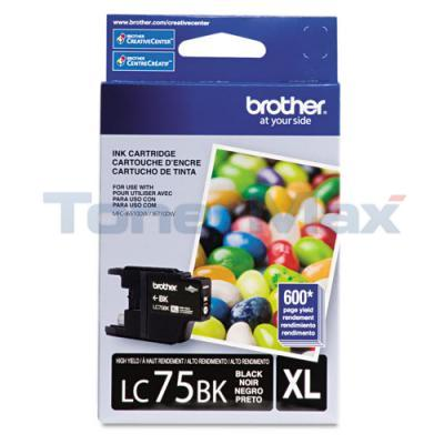 BROTHER MFC-J6910DW INK CARTRIDGE BLACK HY